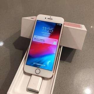 三豬3C second hand IPHONE 7 32G pink