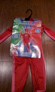 PJ Masks Owlette costume 2T