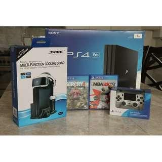 Playstation 4 Pro 1TB with Freebies