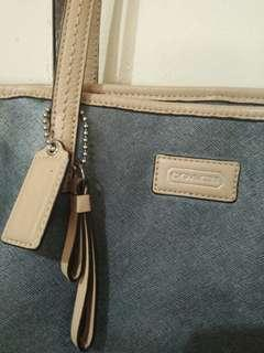 coach large tote bag
