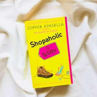 Shopaholic & Sister by Sophie Kinsella (REPRICED)