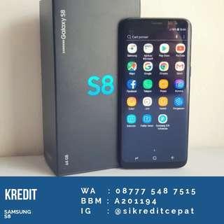 Samsung S8 kredit bisa gan