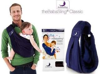 🚚 [Ready Stock] The Baba Sling 5 in 1 Classic Baby Carrier