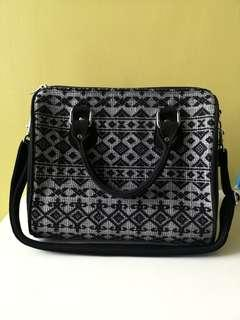 SALE! Handwoven two-way bag