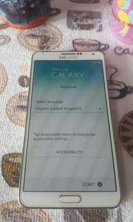 Urgently selling Samsung Note 3