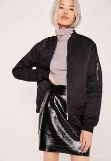 BNWT Missguided bomber jacket