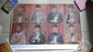 Official Poster EXO Universe