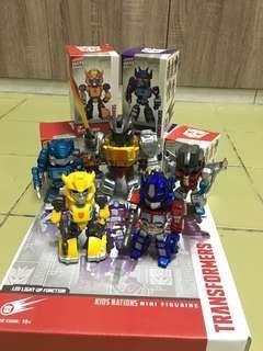 Transformers mini figure