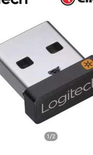 Logitech wireless mouse&usb unifying receiver&casio scientific calculator etc...