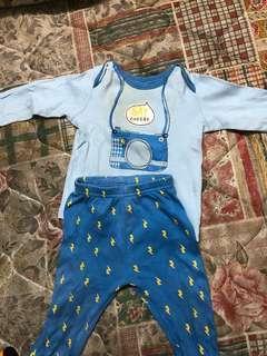 Mothercare pajamas