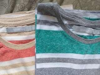 Folded qnd Hung Stripes 250 each 450 bundle
