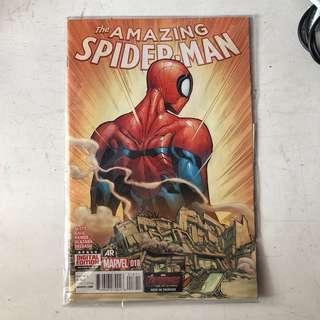 Amazing Spider-Man 018, Darth Vader 05