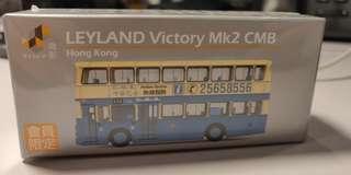 Tiny CMB 中巴 熱線 勝利二型 會員限定 巴士模型