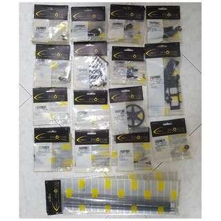 MSH mini protos parts for sale