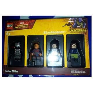 5005256 lego Marvel Super Heroes minifigures Limited Edition