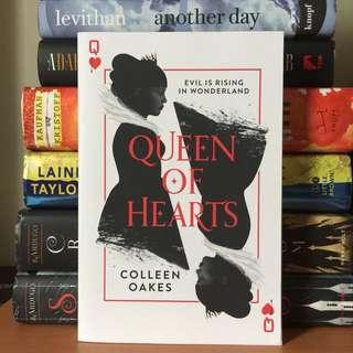 Queen of Hearts PB