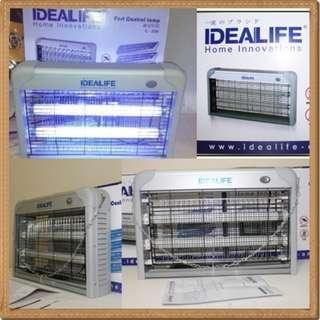Idealife IL 20W Lampu Tidur Perangkap Nyamuk & Serangga Harga Murah