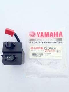 New Yamaha Y15 Left Handle Switch Signal & Hon Motor Part
