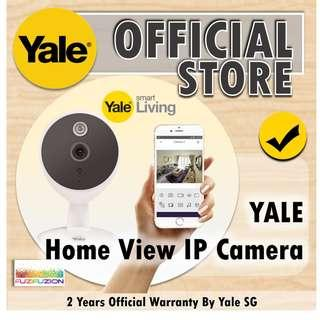 YALE Home View IP Camera (Standard) - COMING SOON