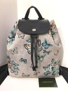 Longchamp Le pliage Papillion Backpack