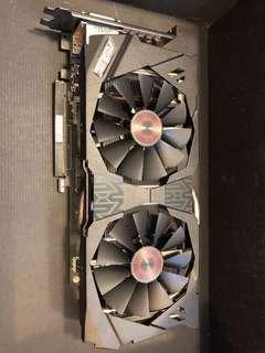 ASUS STRIX GTX 970 4G DDR5