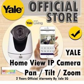 YALE Home View IP Camera (Pan, Tilt & Zoom) - COMING SOON