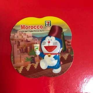 Doraemon Rainbow World Tour - Singapore Special Edition - No. 23 Morocco