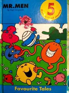 Fun - for - read storiesMr. Men
