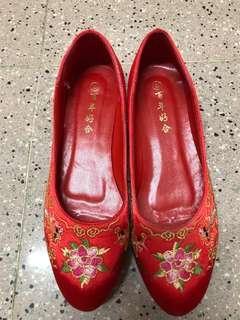 婚後物資 女裝褂鞋 38碼