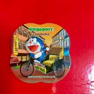 Doraemon Rainbow World Tour - Singapore Special Edition - Singapore Special Edition Chinatown
