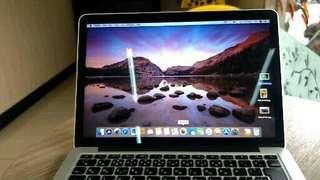Macbook pro 2013 retina