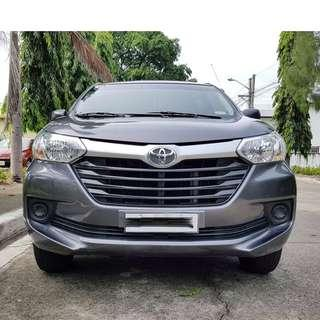 Toyota Avanza 2017 J Casa Maintained
