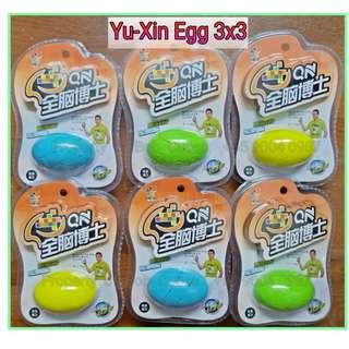 - Yu-Xin 3x3 Egg Cube for sale in Singapore