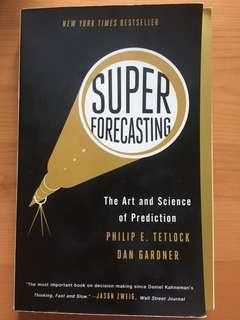 Super Forecasting (Book) - Bestseller