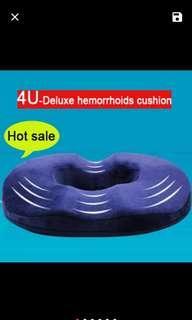 Donut seat pad