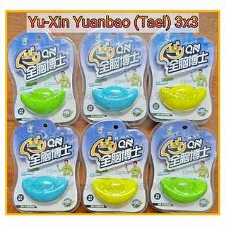 - Yu-Xin 3x3 Yuan Bao Cube for sale in Singapore