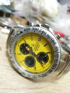 日本電子計時男裝表