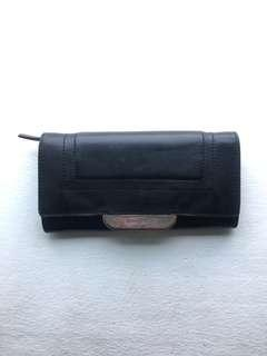 Kate Spade Tompkins Square Cyndy Leather Long Continental Wallet