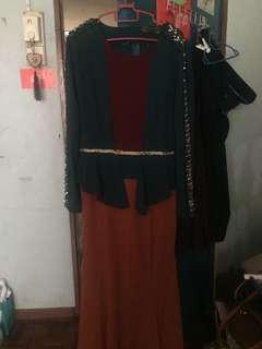 Jovian dress