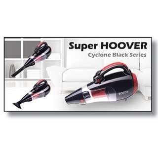 Vacuum Cleaner Super Hoover Bolde Black Cyclone Series Paling Bagus