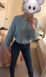URBAN OUTFITTERS- kimchi blue SWEATER