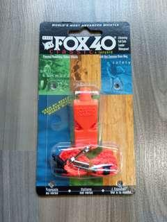 Fox40 Whistle Orange