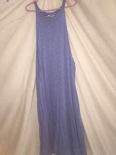 Blue Roxy dress size M