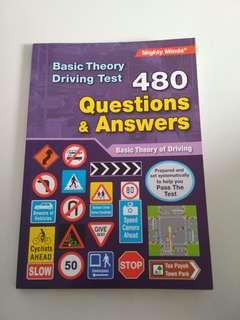 Basic Theory Driving Test Question & Answers (Mighty Minds)