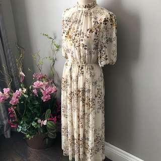 Wilfred By Aritzia Floor Length Dress