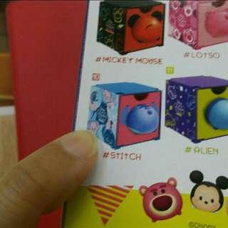 最後清貨: 711 no.10 stitch盒 未開袋 史迪仔7-11