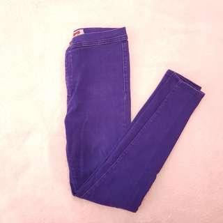 Joni Jeans Skinny Stretchable Navy Blue