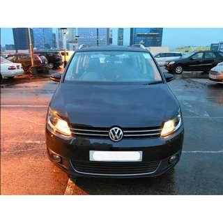 VOLKSWAGEN 福士 TOURAN 1.4 TSI 170PS 2014