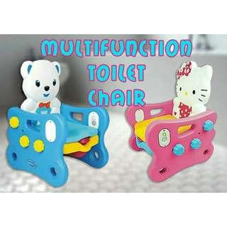 MULTIFUNCTION TOILET CHAIR