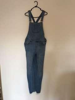 Denim Dungarees 8 Glassons